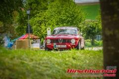 Alfa Romeo Junior GTBJ:  1970, 1300 ccmReinhold Kerst,  WaiblingenStartnummer:  011