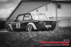 Fiat 128 Giannini NPSBJ:  1971, 1300 ccmMassimo Togni,  GrainauStartnummer:  018