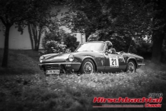 Triumph SpitfireBJ:  1972, 1300 ccmTom Rinsland,  RegensburgStartnummer:  021