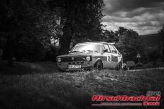 VW Polo BJ:  1980, 1300 ccm Markus Wiederoder,  Untersteinbach Startnummer:  028