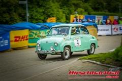 Glas Goggo BJ:  1964, 250 ccm Roland Bürk,  Mainhardt Startnummer:  004