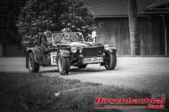 Dutton Malaga BJ:  1976, 1300 ccm Bernhard Huber,  Metzdorf Startnummer:  025