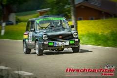 Autobiancchi Abarth A 112 BJ:  1982, 1036 ccm Harald Helk,  Bayreuth Startnummer:  030