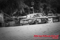 NSU TTS BJ:  1970, 1300 ccm Harald Kurzdörfer,  Schwabach Startnummer:  012