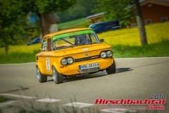NSU TT BJ:  1971, 1300 ccm Karl Rössler,  Marktredwitz Startnummer:  017