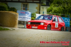 Opel Corsa A BJ:  1983, 1281 ccm Mike Sukiennicki,  Forchheim Startnummer:  031