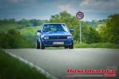 VW Sorg Polo BJ:  1985, 1300 ccm Marco Wiedmanni,  Neuenstein-Eschelbach Startnummer:  032