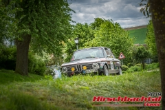 BMW 2002ti AlpinaBJ:  1969, 2000 ccmPeter Abesmeier,  PenzbergStartnummer:  045