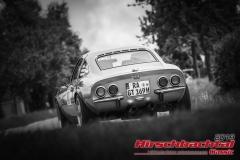 Opel GTBJ:  1969, 2000 ccmFrank Früh,  RaststattStartnummer:  047