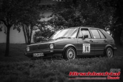 VW Golf GTDBJ:  1984, 1600 ccmSamuel Schneider,  DornbergStartnummer:  074