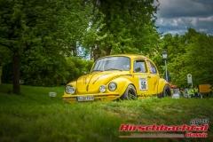 VW Käfer BJ:  1973, 2000 ccm Heinz Diermeier,  Haar Startnummer:  056