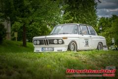 BMW 2002 BJ:  1970, 2000 ccm Peter Ammon,  Happurg Startnummer:  050
