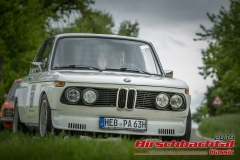 BMW 2002 BJ:  1970, 2000 ccm Peter Ammon,  Happurg Startnummer:  050
