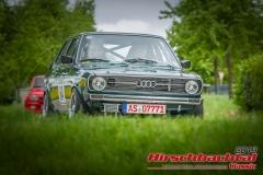 Audi 50 BJ:  1977, 1600 ccm Markus Casper,  Schnaittenbach Startnummer:  064