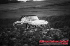Alfa Romeo Duetto BJ:  1969, 1750 ccm Heinz Seine,  Haltern am See Startnummer:  048