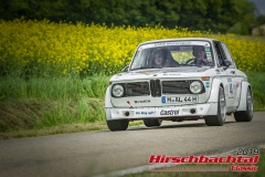 BMW 2002 ti BJ:  1969, 2000 ccm Rudolf Pronold,  Taufkirchen Startnummer:  044