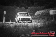 VW Golf I GTi Pirelli BJ:  1983, 1760 ccm Alexander Schenk,  Öhringen Startnummer:  073