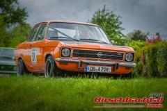 Opel Ascona BJ:  1971, 2000 ccm Harald Baur,  Merching Startnummer:  051