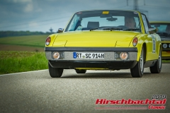 VW Porsche 914 BJ:  1975, 1700 ccm Stephan Allgöwer,  Reutlingen Startnummer:  060
