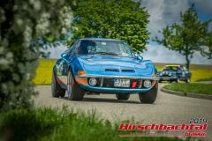 Opel GT BJ:  1969, 2000 ccm Frank Früh,  Raststatt Startnummer:  047