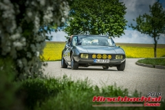 VW Bonanza GT BJ:  1973, 1700 ccm Pascal Weber-Moll,  Bonn Startnummer:  055
