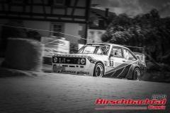 Ford Escort RS BJ:  1977, 2000 ccm Tommy Peetz,  Helmbrechts Startnummer:  063