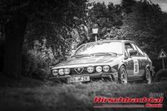 Alfa GTVBJ:  1982, 2500 ccmFritz Wenger, MünsterStartnummer:  098