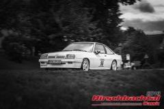 Opel Manta 400BJ:  1982, 2400 ccmKarl-Heinz Funk, PfedelbachStartnummer:  096