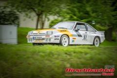 Opel Manta 400BJ:  1982, 2935 ccmRoland Gayde, PfedelbachStartnummer:  097
