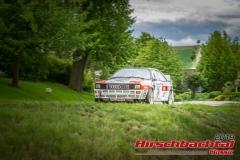 Audi A2 RallyeBJ:  1983, 2500 ccmSascha Mitic, GeretsriedStartnummer:  099