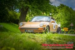 Porsche 911 SC Coupe BJ:  1979, 2956 ccm Jürgen Schwan/ Ricarda Bart-Schwan, Neuenstein  Startnummer:  094