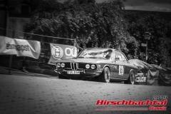 BMW 3,0 CS BJ:  1972, 3495 ccm Nikolaus Dziajlo, Friedenfels  Startnummer:  083