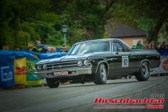 Chevrolet El Camino BJ:  1969, 7500 ccm Otto Giebler/Heide Giebler,  Zweiflingen  Startnummer:  082