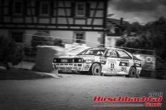 Audi A2 Rallye BJ:  1983, 2500 ccm Sascha Mitic, Geretsried  Startnummer:  099