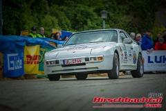Porsche 944 BJ:  1982, 2500 ccm Rainer Bail/ Brigitte Reuter, Lonsee  Startnummer:  095