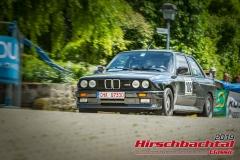BMW M3 BJ:  1985, 2300 ccm Frank Peugler, Waldmünchen  Startnummer:  102