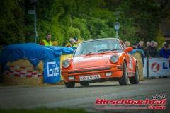 Porsche 911 S Rallye BJ:  1977, 2700 ccm Christian von Hofmann, Beilstein  Startnummer:  089