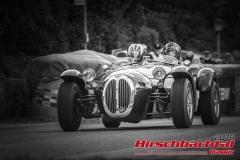 Jaguar Kougar BJ:  1976, 3400 ccm Hans Arnold, Zweiflingen  Startnummer:  088