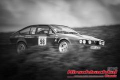 Alfa GTV BJ:  1982, 2500 ccm Fritz Wenger, Münster  Startnummer:  098