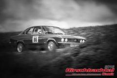 Opel Manta A BJ:  1974, 2200 ccm Harald Glöckner, Wallerstein  Startnummer:  086