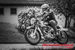 Horex Regina SportBJ:  1955, 400 ccmWolfgang Lederer,  StockstadtStartnummer:  126