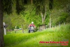 Horex Regina Sport BJ:  1955, 400 ccm Andreas Schneider,  Selters  Startnummer:  127