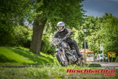 Horex Regina Sport BJ:  1955, 400 ccm Wolfgang Lederer,  Stockstadt  Startnummer:  126