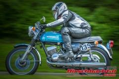 Suzuki GT BJ:  1976, 250 ccm David Hilpisch,  Langendernbach  Startnummer:  135