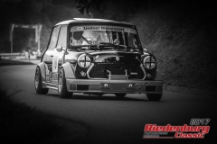 Hans-Rainer Lindner,Mini MK II,BJ:  1979, 1083 ccm,Startnummer :  018