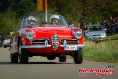 Aldo Cota,Alfa Spider,BJ:  1962, 1300 ccm,Startnummer :  007