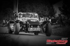 Hartmut Spoddig,Lotus Super SevenI,BJ:  1981, 1300 ccm,Startnummer :  019