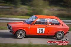 Matthias Much,Audi 50,BJ:  1976, 1100 ccm,Startnummer :  015