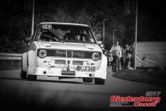 RBC 2017 - Klasse 02<br/>Sportwagen bis 2000 ccm
