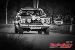 Nico Zitzmann,Opel Kadett B Coupe,BJ:  1970, 1900 ccm,Startnummer :  025